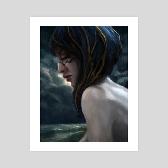 Lena by Eric Paints