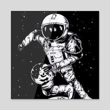 ASTROBOY - Acrylic by Angget Santosa