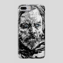 Luke Skywalker - Phone Case by Gregory Stephenson