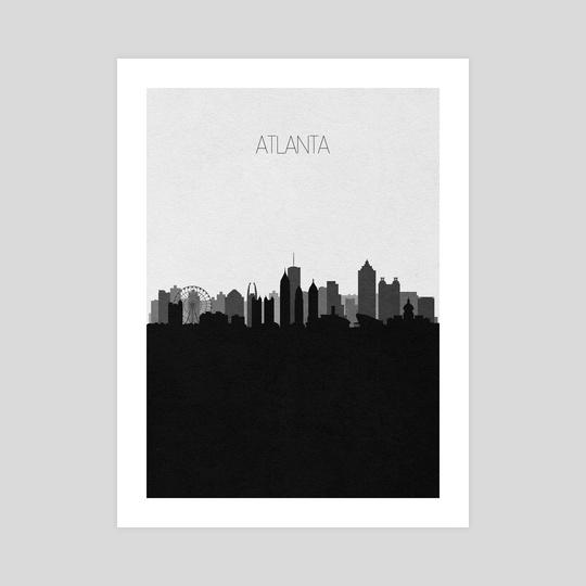 Atlanta (2nd Version) by Deniz Akerman