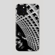 Millenium Hotel - Phone Case by Moo Px