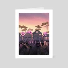 Generation of Dreams - Art Card by Charles Chaisson