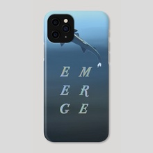 emerge  - Phone Case by Ferran Sirvent