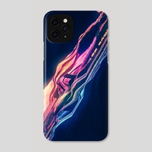 voted with flying colors - Phone Case by drewmadestuff