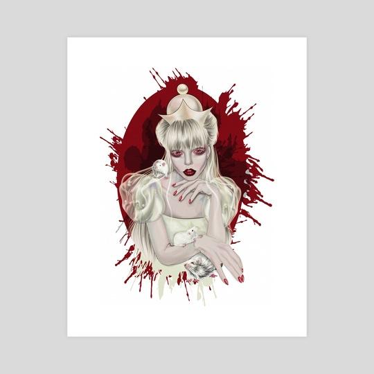 White Queen by Louise Gasparian