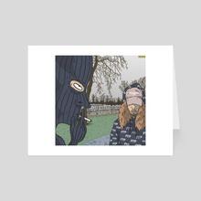 SUICIDE BOYS B&B - Art Card by GOATHE