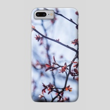 Belated spring 3 - Phone Case by Yauhen and Ksenia Lokotko