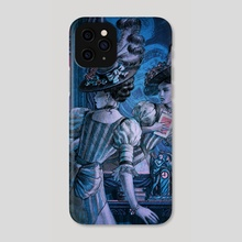 The Adventures of Sherlock Holmes I - Phone Case by Svetlana Boiko