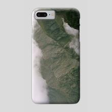 Haze - Phone Case by Benjamin Fauvel