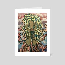 Lucid Phantasy - Art Card by Bert PRO