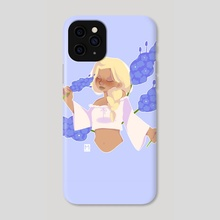 Cancer Girl - Phone Case by Moonie.png