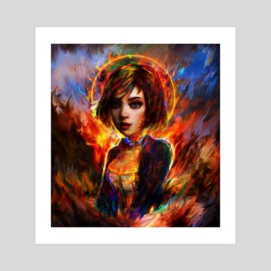 Elizabeth portrait by Maxim G