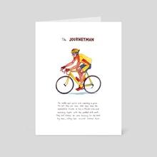 The Journeyman - Art Card by Kurt McRobert