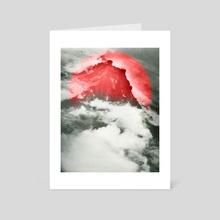 Mountain - Art Card by Infatuation