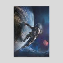 The Prometheus Effect - Canvas by Boti Harko