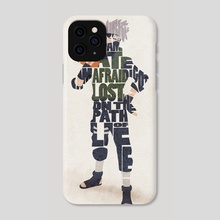 The Copycat Ninja - Phone Case by Deniz Akerman