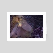 Sternenmarie (Realismus) - Art Card by Fee Ott