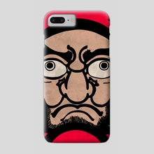 Daruma - Phone Case by NME IS YOU