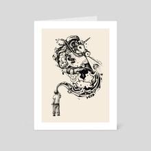 Prodigy - Art Card by Enkel Dika