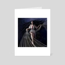 Morana - Art Card by Olga Demidova