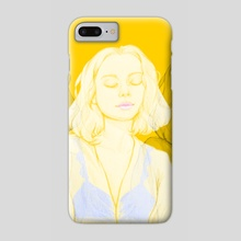 Lemondrop - Phone Case by Laura O'Connor