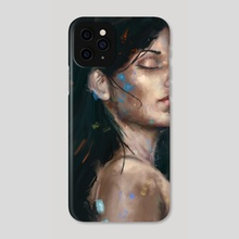 Edge of Eternity - Phone Case by Fred Cousins