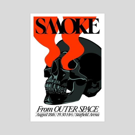 Smoke by Gianmarco Magnani