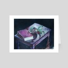Still Life 03 - Art Card by Garth Laidlaw
