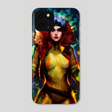 rogue - Phone Case by Maxim G