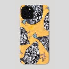 BIRDS - Phone Case by Kathy Lam