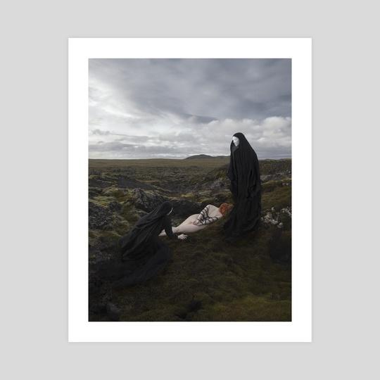 Blot III by Daria Endresen