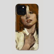 Chorus - Phone Case by John Larriva