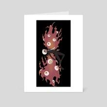 Tooru - Art Card by Yoon Sung