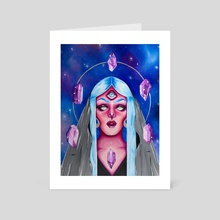 Aurora - Art Card by Jade Howard
