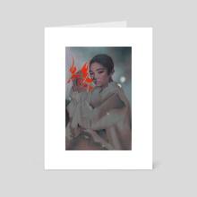Avarice - Art Card by Jazsi