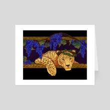 Dionysus  - Art Card by C S