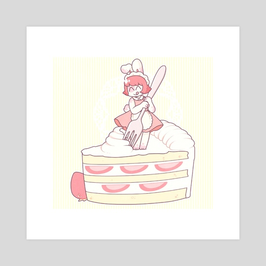 Shortcake by cooper w