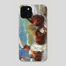 Beachdog - Phone Case by Nomax