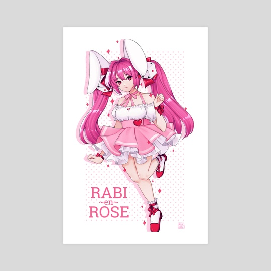 Rabi ~en~ Rose by Shari Coté