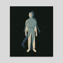 Dissonance 03 - Canvas by Reno Nogaj