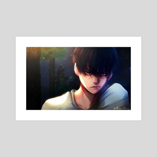 Kageyama Screenshot by Ash Whiz