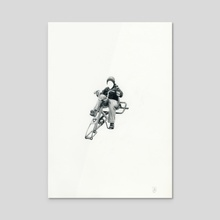 QN - Acrylic by Jose Yutronic