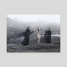 Thrjar - Canvas by Daria Endresen
