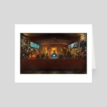 The Last Shawarma - Art Card by Kode Subject