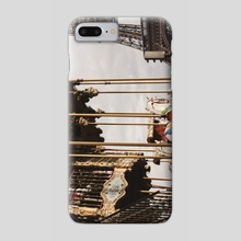 PARIS 8 - Phone Case by Marta Bevacqua