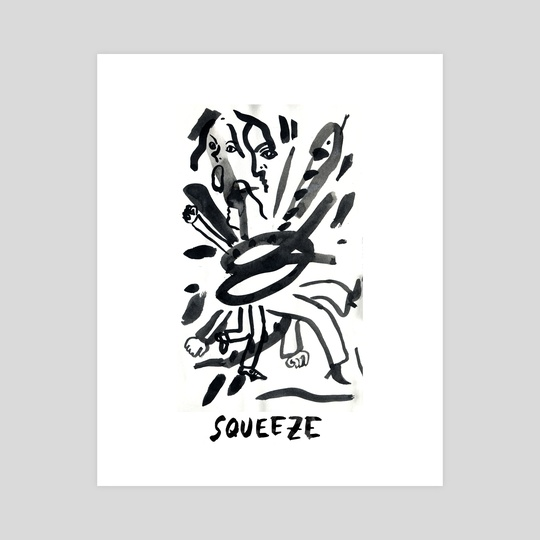 Squeeze by Gracey Zhang