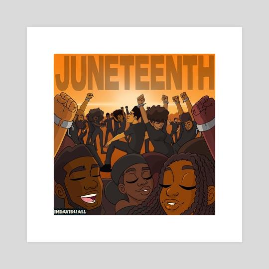 JUNETEENTH by David Asimeng