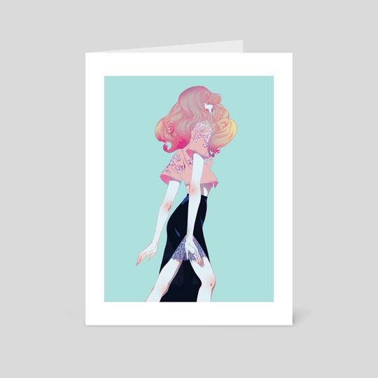 Rose by Katharina Ortner