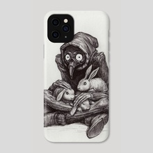 Precious - Phone Case by Charles Lister
