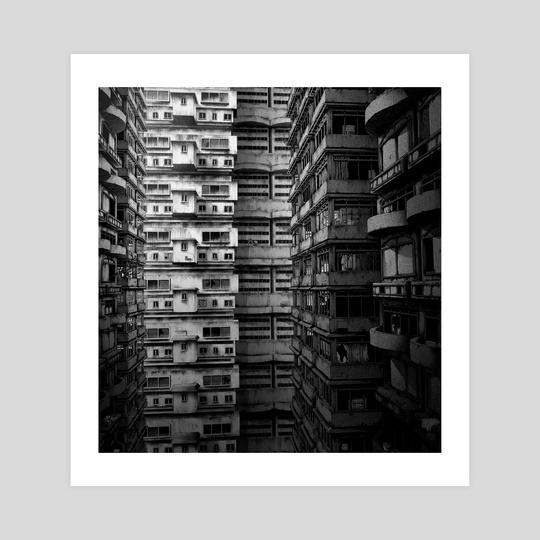 Forgotten Homes by Luíza de Carvalho